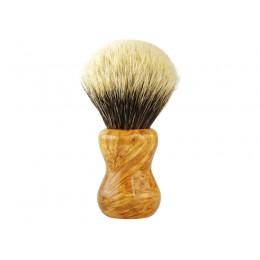 Shaving brush HLS Karagach SHD Manchuria Finest 2-Band (F2) 24 mm