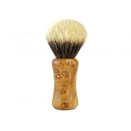 Shaving brush HLS Karagach SHD Manchuria Finest 2-Band (F3) 24 mm