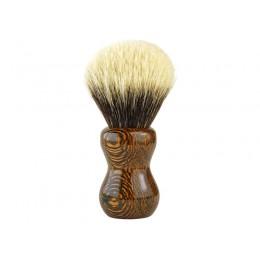 Shaving brush HLS Lacewood SHD Manchuria Finest 2-Band (F2) 24 mm