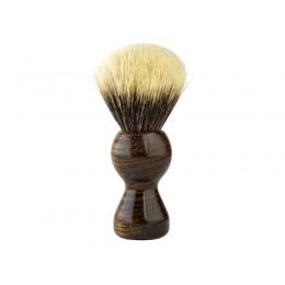Shaving brush HLS Wenge SHD Manchuria Finest 2-Band (F1) 24 mm