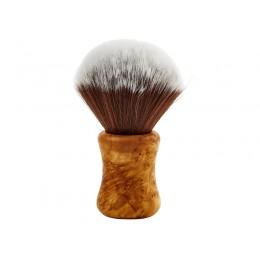 Shaving brush HLS Red Synthetic (F5) 24 mm