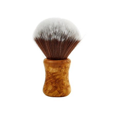 Shaving brush HLS Red Synthetic (F5) 24 mm