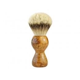 Shaving brush HLS Karagach SHD SILK HMW Silvertip (F1) 24 mm