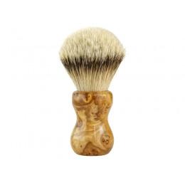Shaving brush HLS Karagach SHD SILK HMW Silvertip (F2) 24 mm