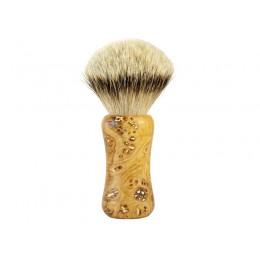 Shaving brush HLS Karagach SHD SILK HMW Silvertip (F3) 24 mm