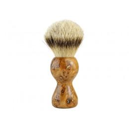 Shaving brush HLS Karagach Silvertip (F1) 24 mm