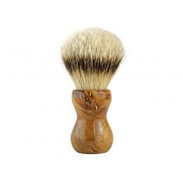 Shaving brush HLS Karagach Silvertip (F2) 24 mm