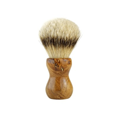 Shaving brush HLS Karagach Silvertip (F2) 24 mm