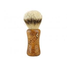 Shaving brush HLS Karagach Silvertip (F3) 24 mm