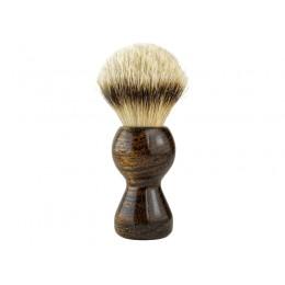 Shaving brush HLS Wenge Silvertip (F1) 24 mm
