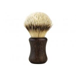Shaving brush HLS Wenge Silvertip (F5) 24 mm