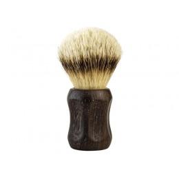 Shaving brush HLS Wenge Silvertip (F6) 24 mm