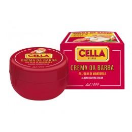 Крем-мыло для бритья в чаше Cella, 150мл