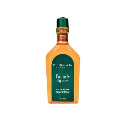 Лосьон после бритья Clubman Brandy Spice, 177мл
