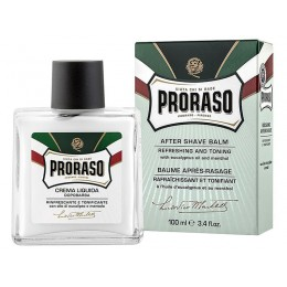 Бальзам после бритья Proraso освежающий с маслом эвкалипта и ментолом, 100мл