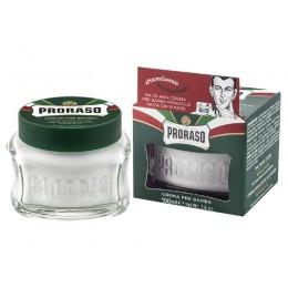 Крем (pre-shave) до бритья Proraso освежающий эвкалипт и ментол, 100мл