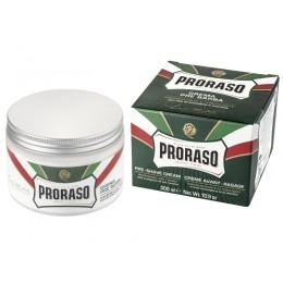 Крем (pre-shave) до бритья Proraso освежающий эвкалипт и ментол, 300мл