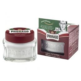 Крем (pre-shave) до бритья Proraso питательный с маслом сандала и маслом ши, 100мл