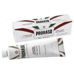 Крем для бритья Proraso для чувствительной кожи с зеленым чаем и овсом, 150мл