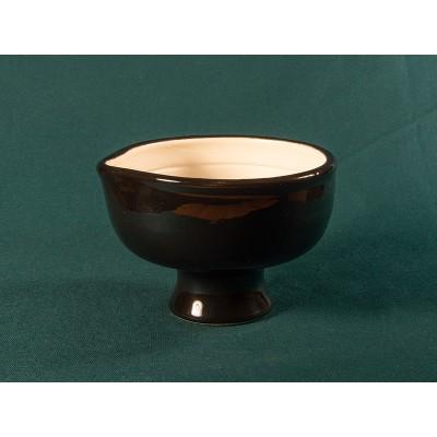 Shave bowl (black - white)