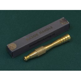 "DE razor handle ""Voevoda"" (bronze)"