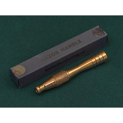 "DE razor handle ""Voevoda"" (copper)"