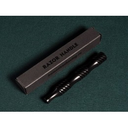 "DE razor handle ""Cirkon - Aluminum"""